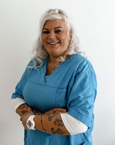 Frauenarztpraxis Marienheide Dr. Aleksandrow - Praxisteam